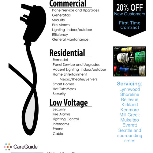 Electrician Provider Michael Szemiller's Profile Picture