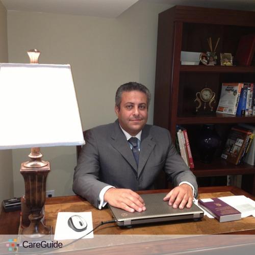 Tutor Provider Hatem Omari's Profile Picture