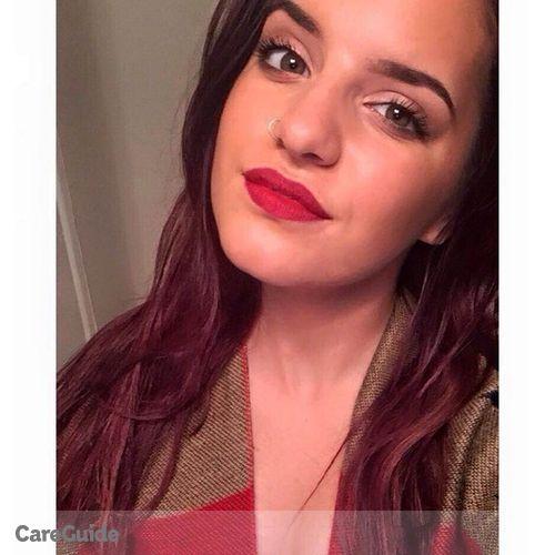 Canadian Nanny Provider Madison M's Profile Picture