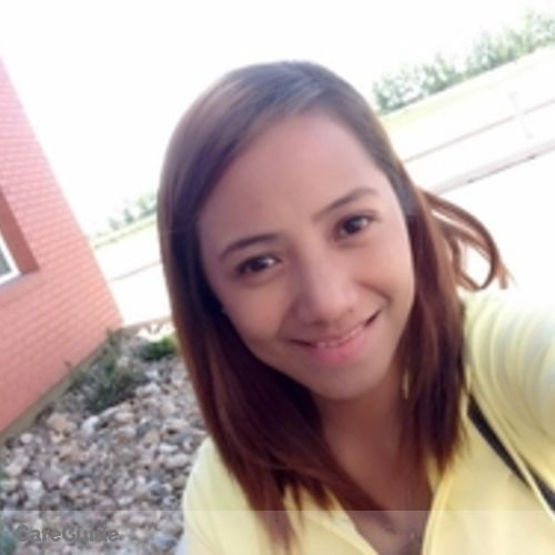 Canadian Nanny Provider Jamaica Ubinia's Profile Picture