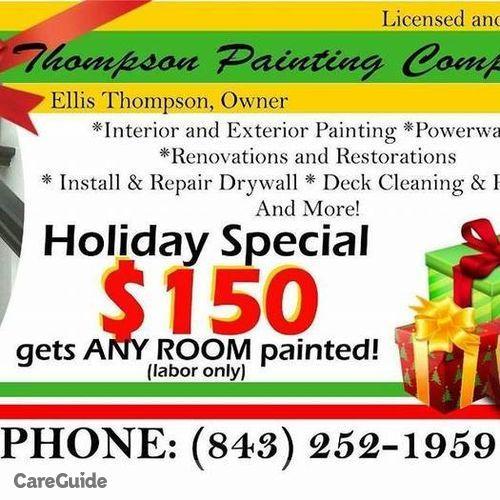 Painter Provider Wayne Thompson's Profile Picture
