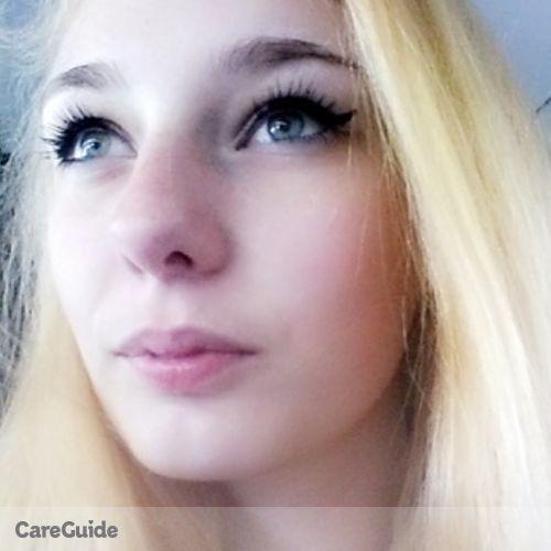 Canadian Nanny Provider Bryanna Norgren's Profile Picture