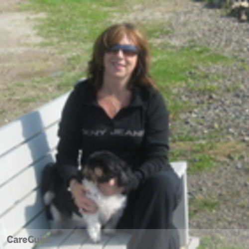 Canadian Nanny Provider Darlene MacIntosh's Profile Picture