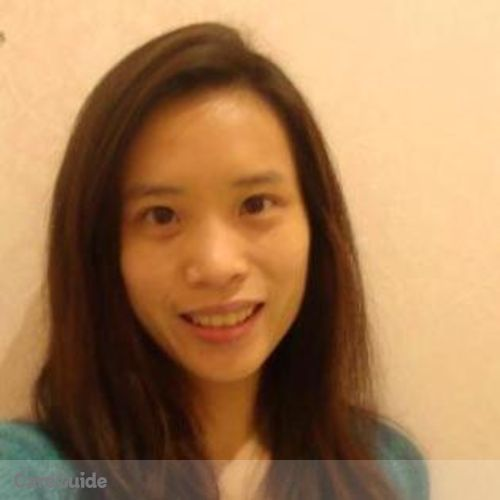 Canadian Nanny Provider Celine Cheung's Profile Picture