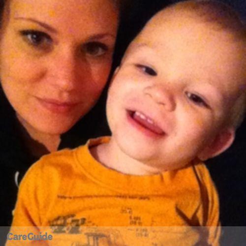 Canadian Nanny Provider Shannon Addison's Profile Picture