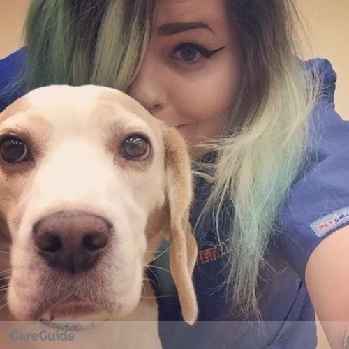 Pet Care Provider Alyssa Eccles's Profile Picture