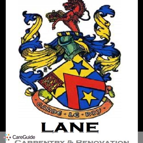 Handyman Provider Adam Lane's Profile Picture