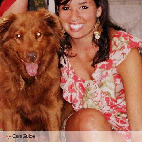 Pet Care Provider Meaghan Cooney's Profile Picture