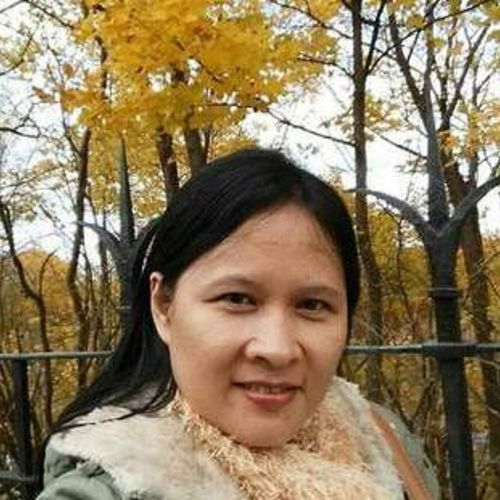 Canadian Nanny Provider Aleli Scott's Profile Picture