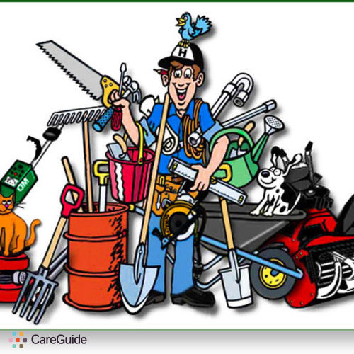 Handyman Provider Steven Burgin's Profile Picture