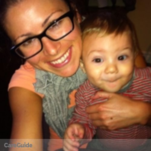 Canadian Nanny Provider Jennifer Lacey's Profile Picture