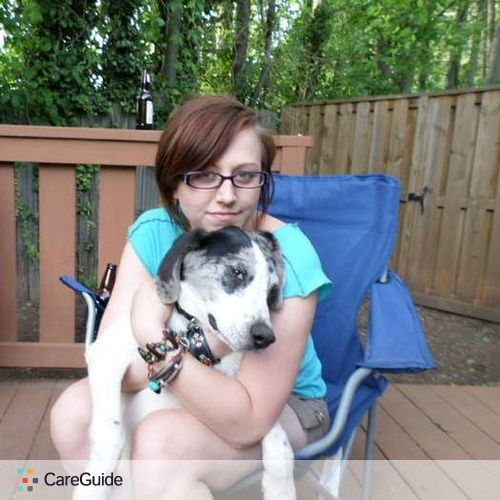 Pet Care Provider Ashley Jones's Profile Picture