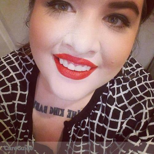 Canadian Nanny Provider Taylor Myracle's Profile Picture