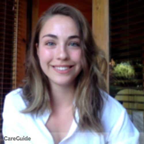 Canadian Nanny Provider Claire Edmonds's Profile Picture