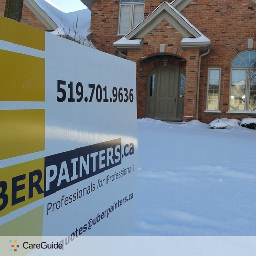 Painter Provider Uberpainters London's Profile Picture