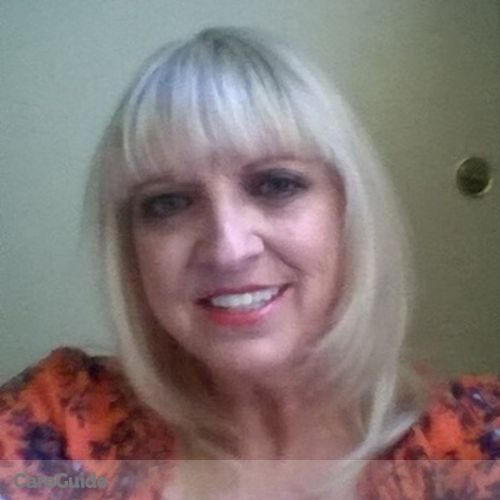 House Sitter Provider Sharon Villarreal's Profile Picture