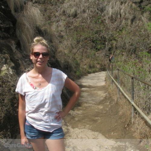 Canadian Nanny Provider Brianna Williams's Profile Picture