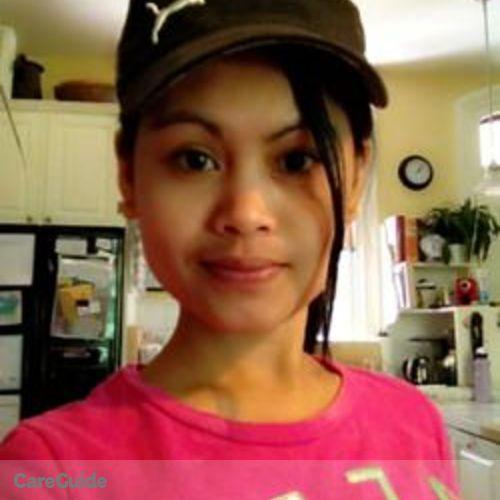 Canadian Nanny Provider Perlita Navarro's Profile Picture