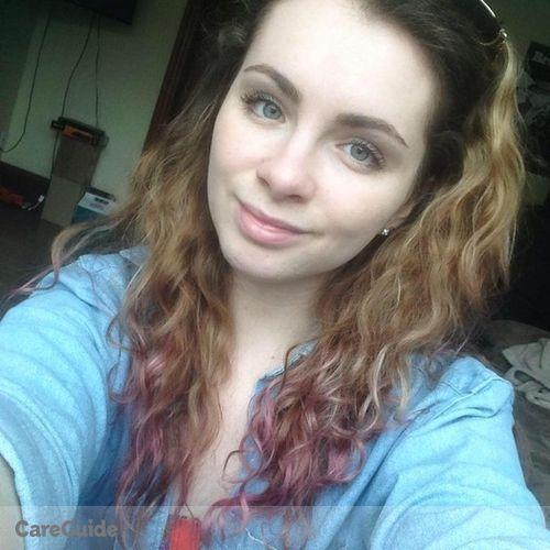 Canadian Nanny Provider Danielle Pyne's Profile Picture