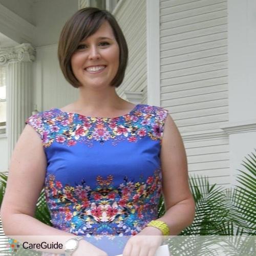 Pet Care Provider Amber W's Profile Picture
