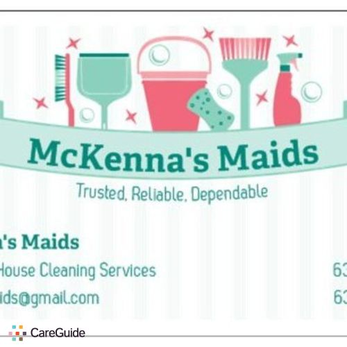 Housekeeper Provider Lorryn McKenna's Profile Picture