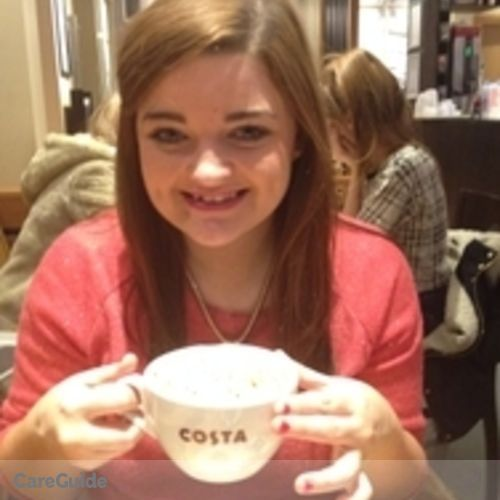 Canadian Nanny Provider Ciara Boyce's Profile Picture