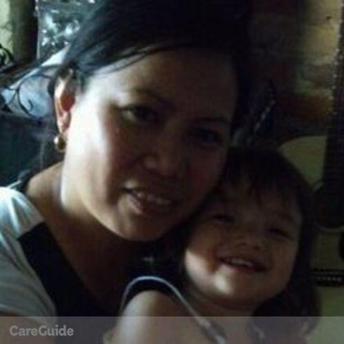 Canadian Nanny Provider Anita Layson's Profile Picture