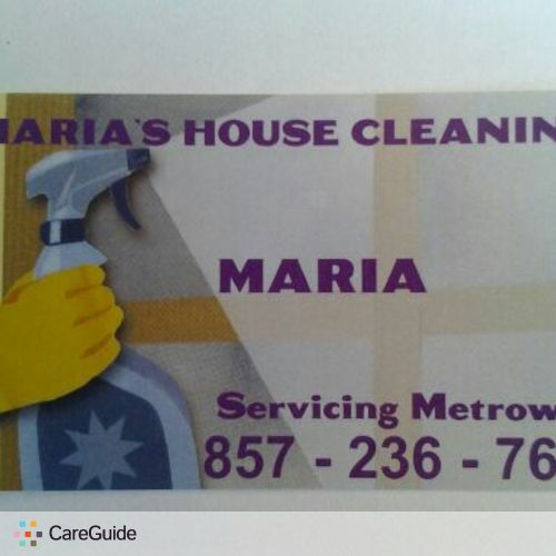 Housekeeper Provider Maria Neves's Profile Picture