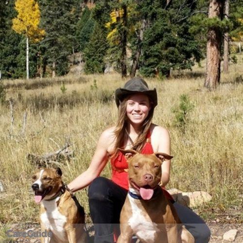 Pet Care Provider Amanda Coyle's Profile Picture