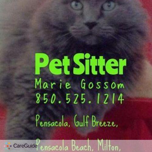 Pet Care Provider Marie G's Profile Picture