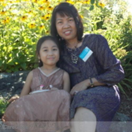 Canadian Nanny Provider Leony Olipaz's Profile Picture