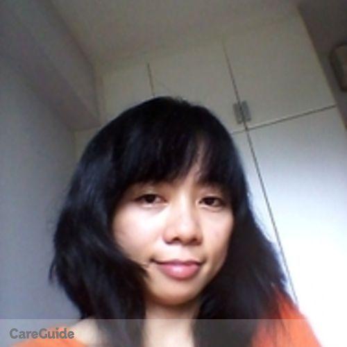 Canadian Nanny Provider Cristina Uz's Profile Picture