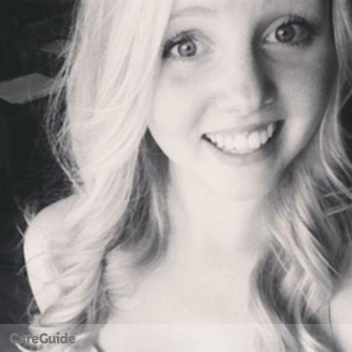Canadian Nanny Provider Madison Berg's Profile Picture