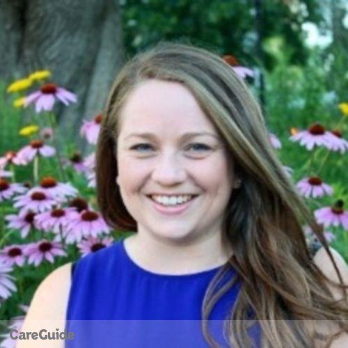 Canadian Nanny Provider Monica 's Profile Picture