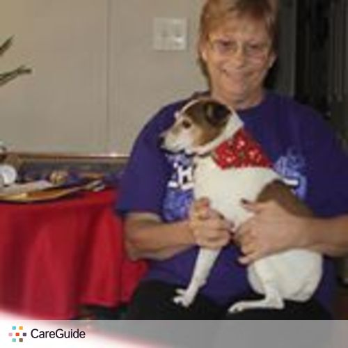 House Sitter Provider Sherry Holst's Profile Picture