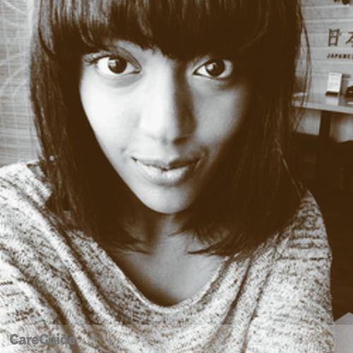 Canadian Nanny Provider Huda H's Profile Picture