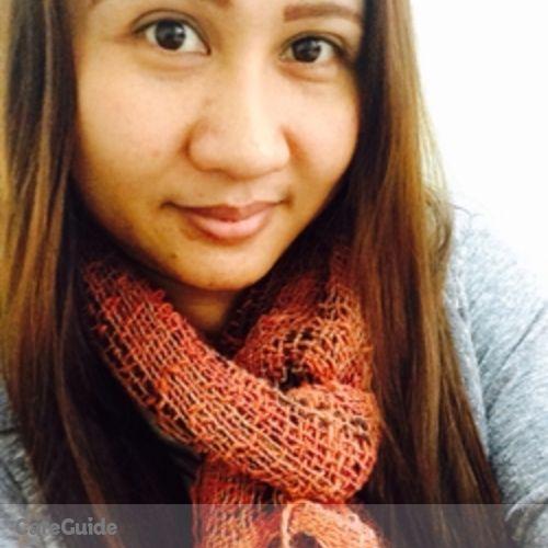 Canadian Nanny Provider Maila Cimatu's Profile Picture