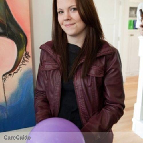 Canadian Nanny Provider Erin S's Profile Picture