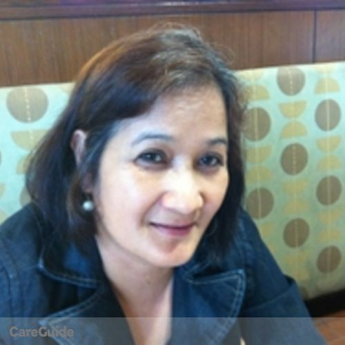 Canadian Nanny Provider D'Laine Marie D's Profile Picture