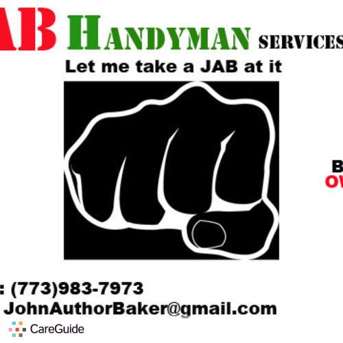 Handyman Provider John Baker's Profile Picture