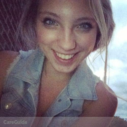 Canadian Nanny Provider Rebecca Mitchell's Profile Picture