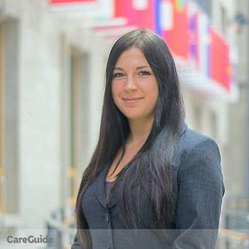 Canadian Nanny Provider Elizabeth Hamel Pageau's Profile Picture