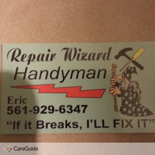 Handyman Provider Eric Buckalew's Profile Picture