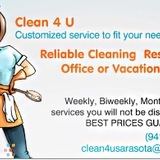 House Cleaning Company in Sarasota