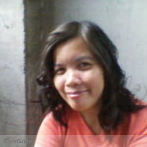 Canadian Nanny Provider Carolyn Manriquez's Profile Picture