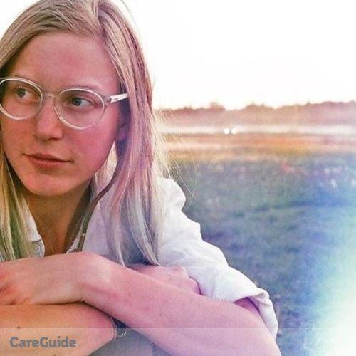 Canadian Nanny Provider Kelly Zantingh's Profile Picture
