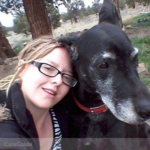 Pet Care Provider Aimé Maxwell's Profile Picture