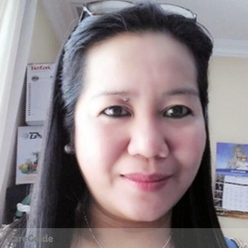 Canadian Nanny Provider Chlaire Sadiwa's Profile Picture