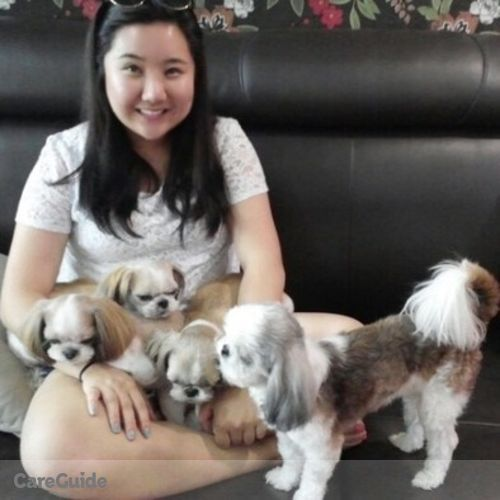 Pet Care Provider Helen Han's Profile Picture