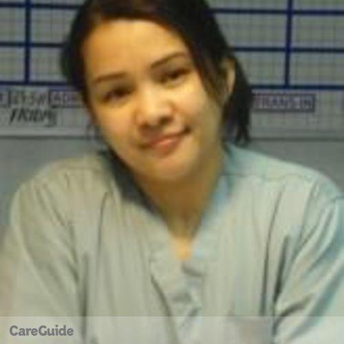 Canadian Nanny Provider Cecilia Cordovero's Profile Picture